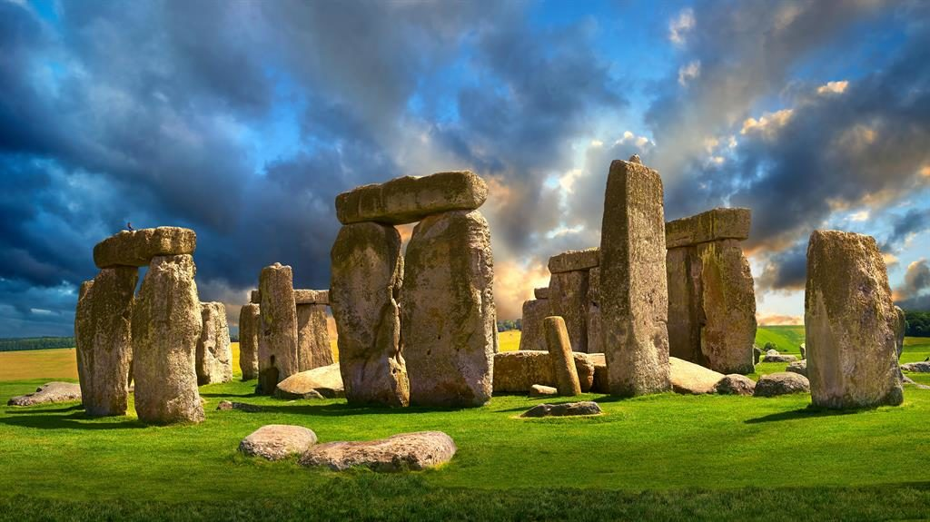 Rock up here, soon: Stonehenge