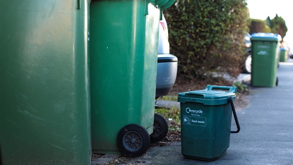Government announces plans to reduce waste packaging