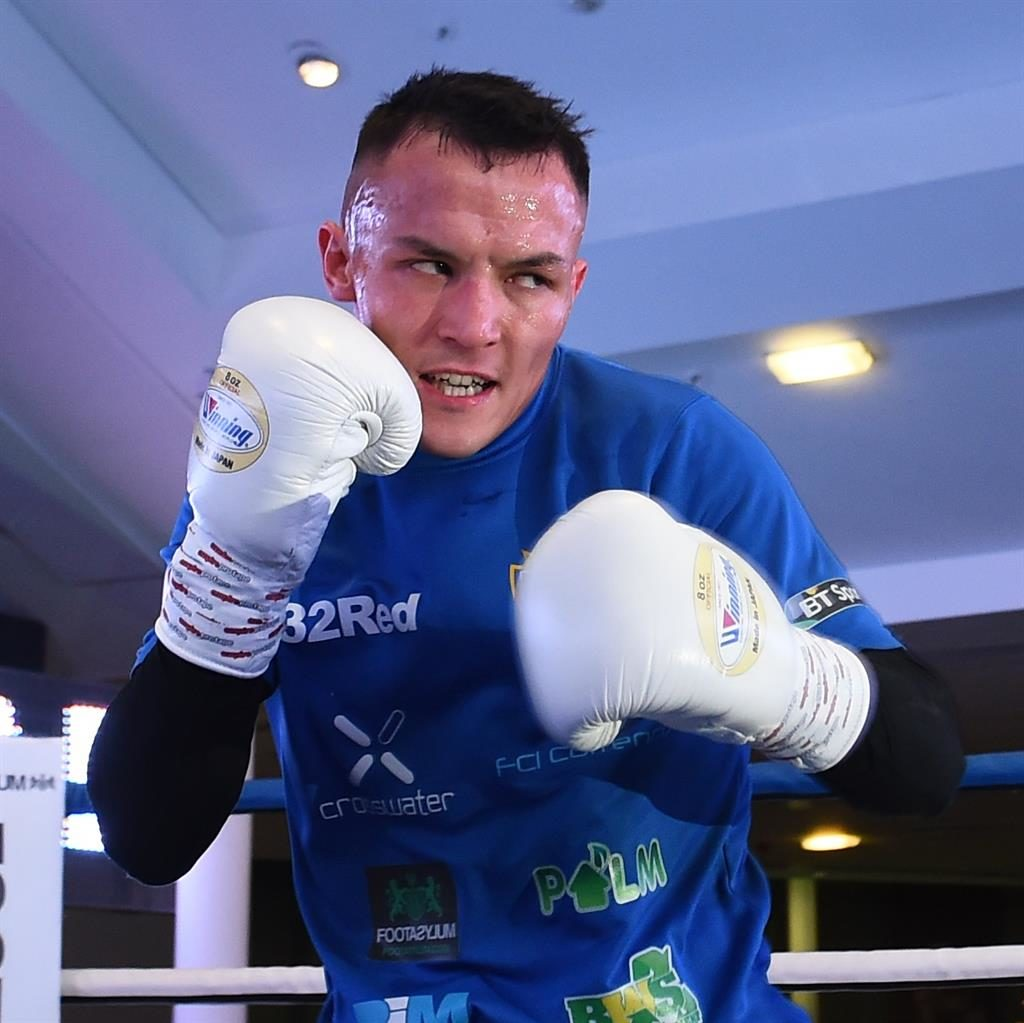 Last-chance saloon awaiting Carl Frampton, insists Leeds' Josh Warrington