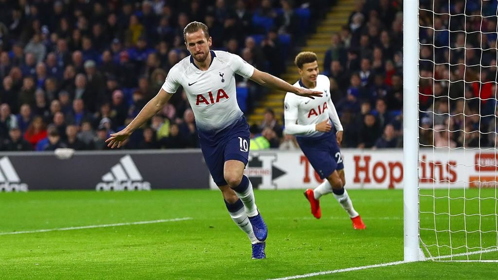 Kane adds Cardiff to list of EPL victims