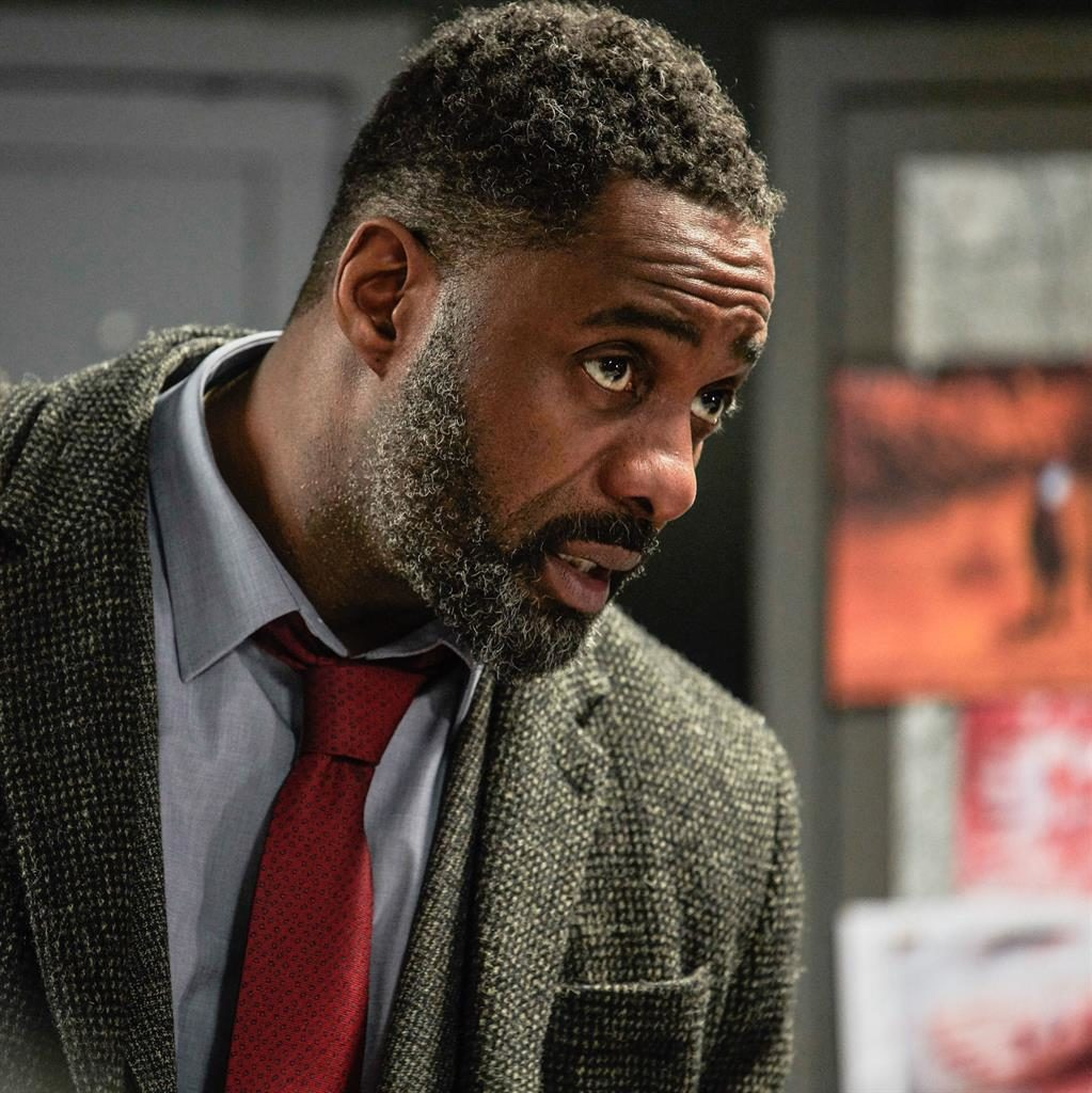 Feels like a composite of every psycho-sexual serial murder drama: Idris Elba as Luther PICTURE: BBC/PA