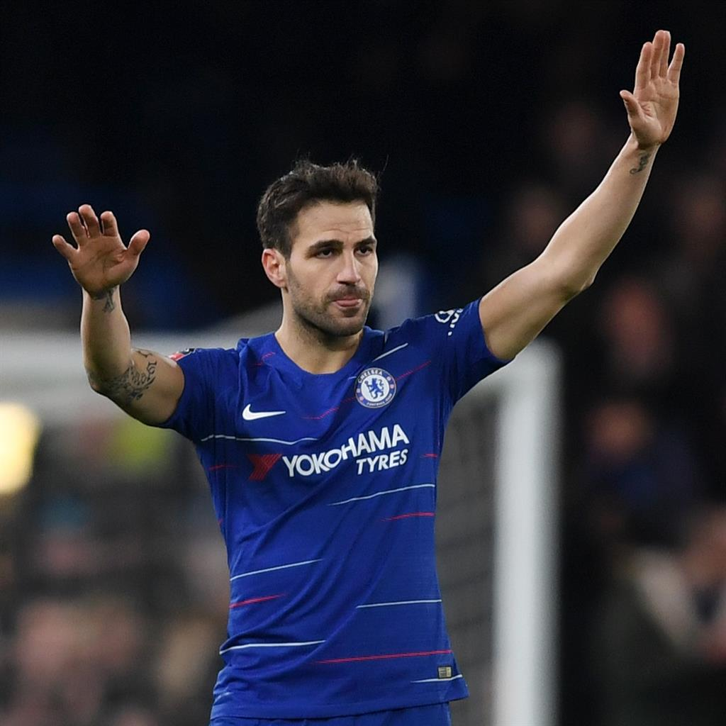 Cesc Fabregas to make final Chelsea appearance against Nottingham Forest