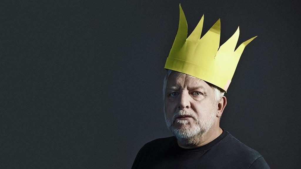 The man who would be king: The Tragedy Of King Richard The Second has been pared back and it's fast-paced, says Simon Russell Beale