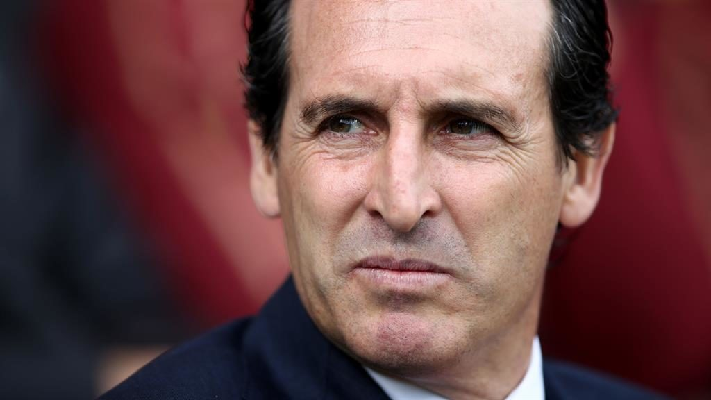 Arsenal can only make loan signings admits Unai Emery			 				     by Gavin Brown    Published