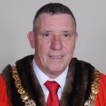 A 'one-off': Mayor Nigel Gawthrope