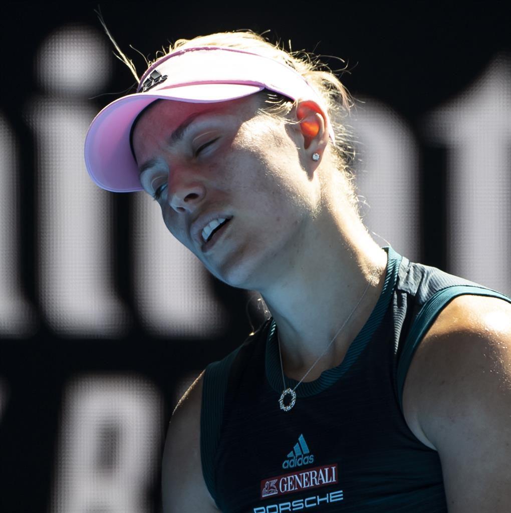 Barty muscles past Sharapova to set up Kvitova quarter-final