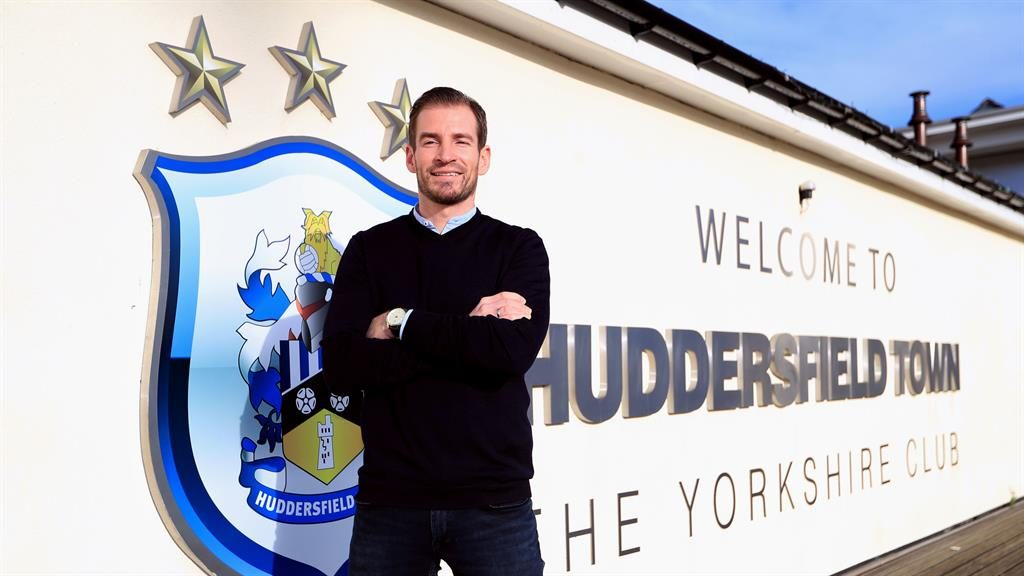 Unique: Siewert has vowed to be his own man in west Yorkshire PICTURE: PA