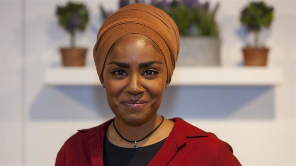Sister acts: Nadiya Hussain is back with the Amir family PICTURE: REX