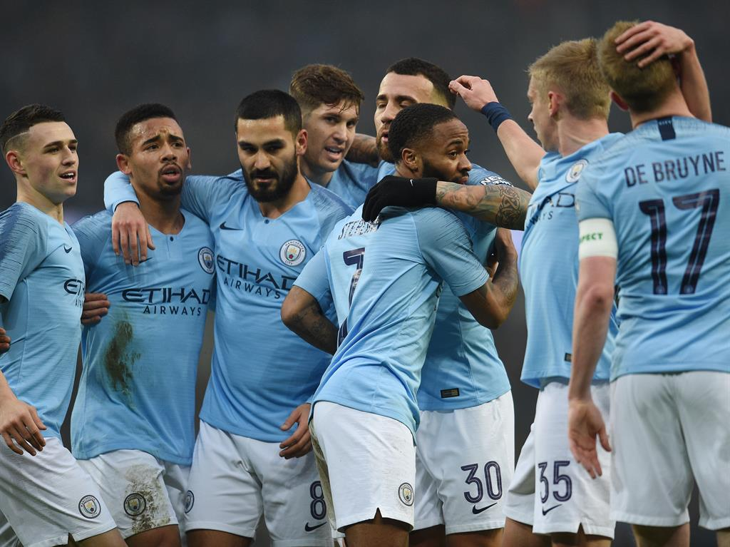 Frightening' Burton must face the talented stars of Manchester City