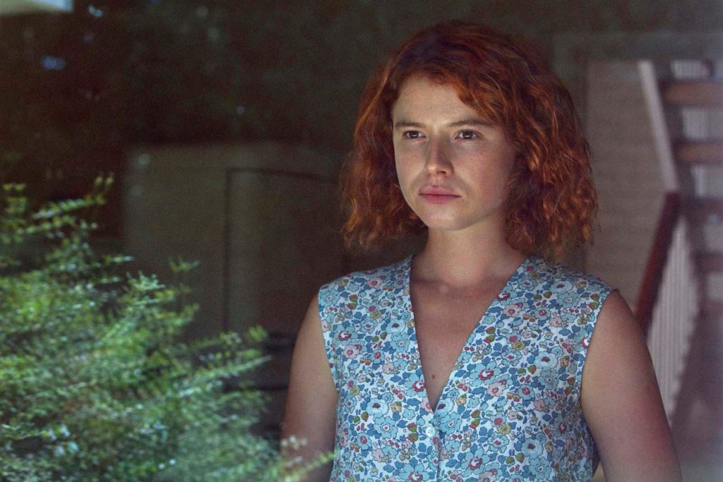 Editorial use only. No book cover usage.  Mandatory Credit: Photo by BAC Films/Moviestore/REX/Shutterstock (9635445g)  Jessie Buckley  Beast - 2017