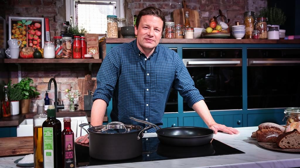 Former critic: Jamie Oliver PICTURE: PA