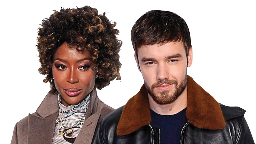 1D's Liam Payne 'having a mind-blowing time with Naomi Campbell'