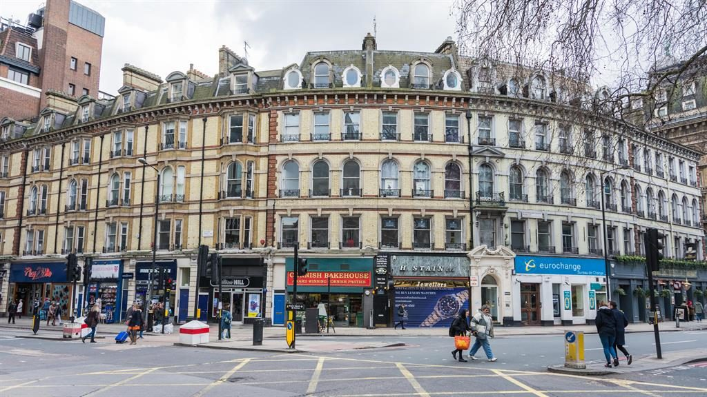 All change: Victorian properties near the station