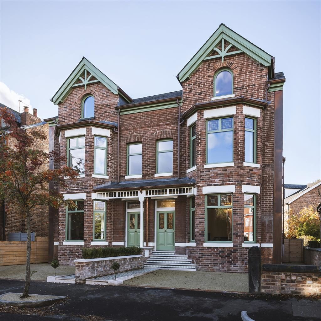 United front: These Victorian houses in Manchester are future-friendly