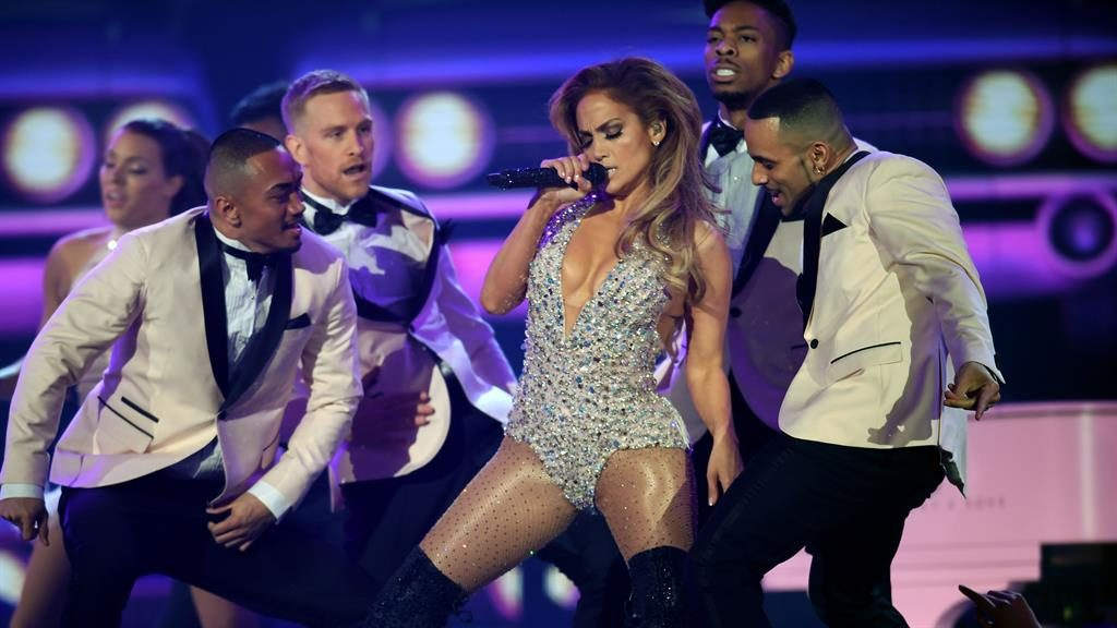 Jennifer Lopez Defends Grammys Motown Tribute: