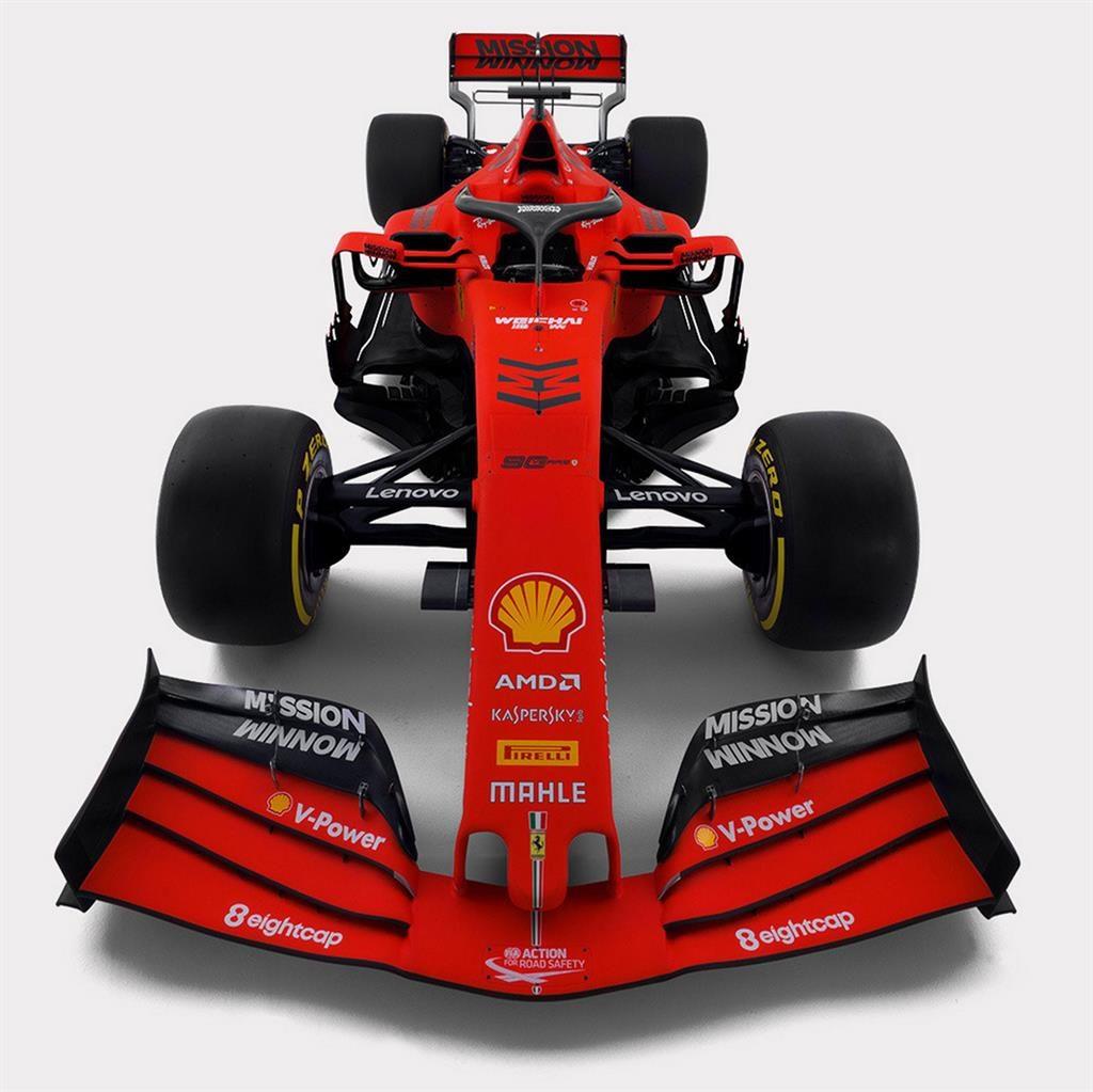 F1 2019 Ferrari Car