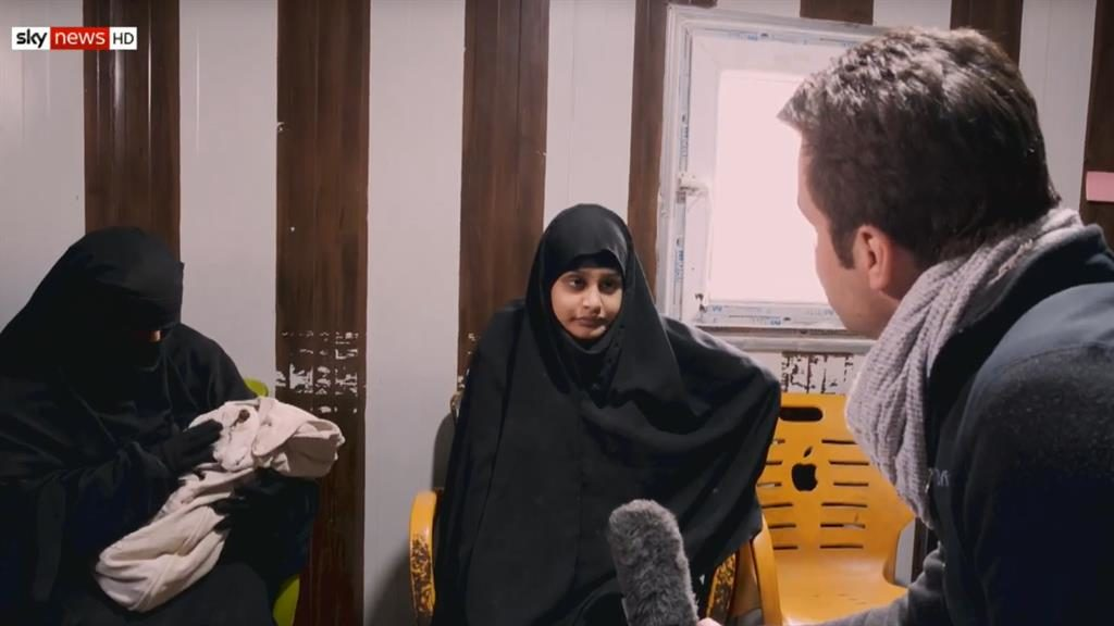Danny Dyer Says ISIS Bride Shamima Begum Should Be Allowed UK Return