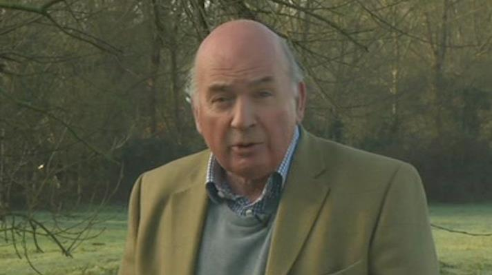 Militants should face justice: Former Army head Lord Dannatt PICTURE: SKY NEWS