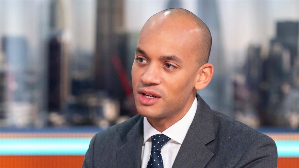 Seven up: Chuka Umunna urged Labour and Tory MPs to join his new group PICTURE: PA