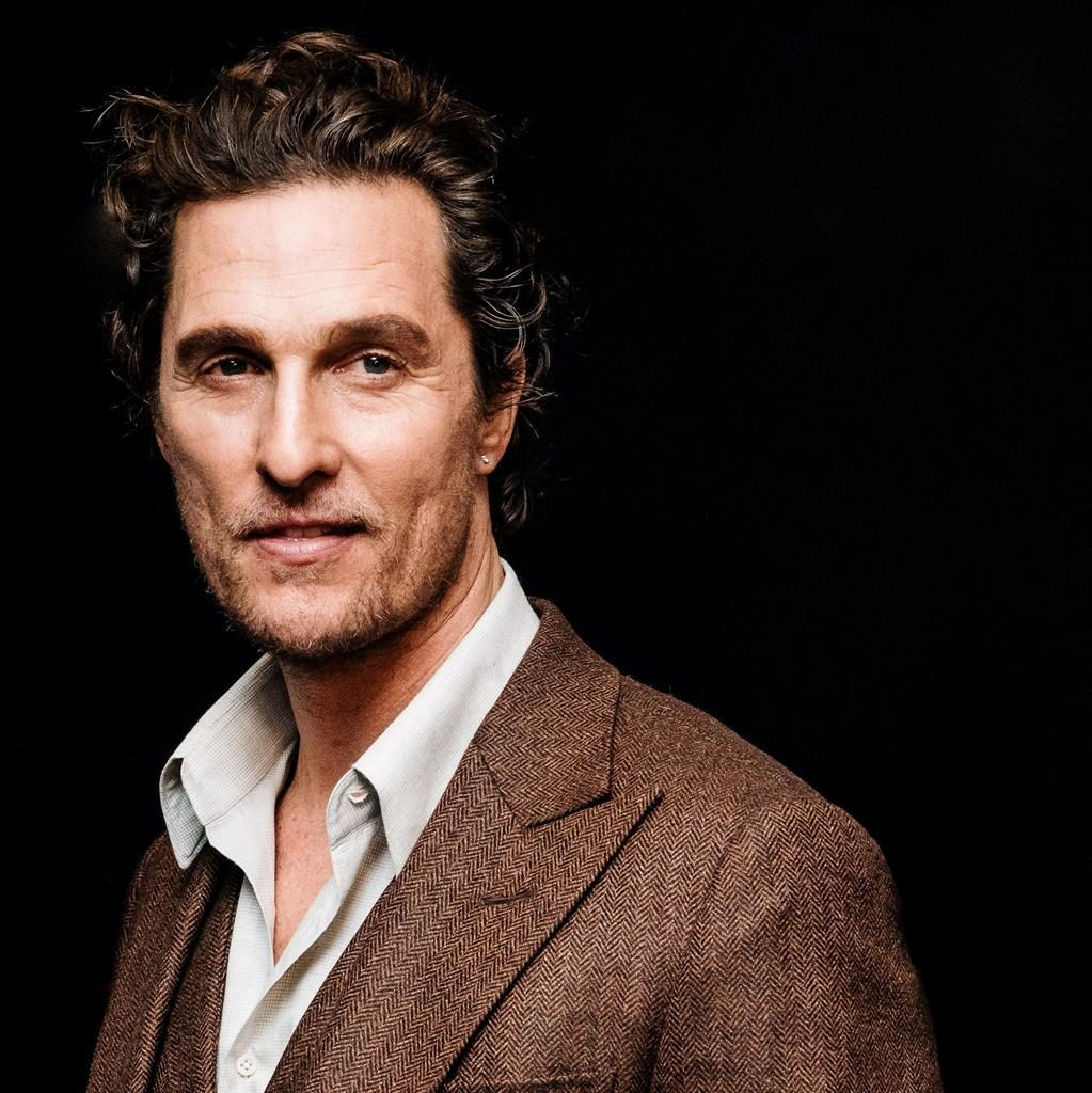 Matthew McConaughey reveals the joy of his steamy new ...