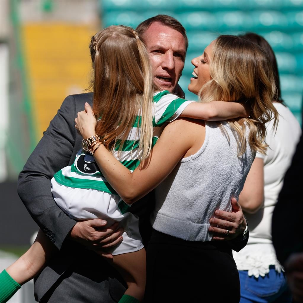 Former Celtic manager Brendan Rodgers' house broken into