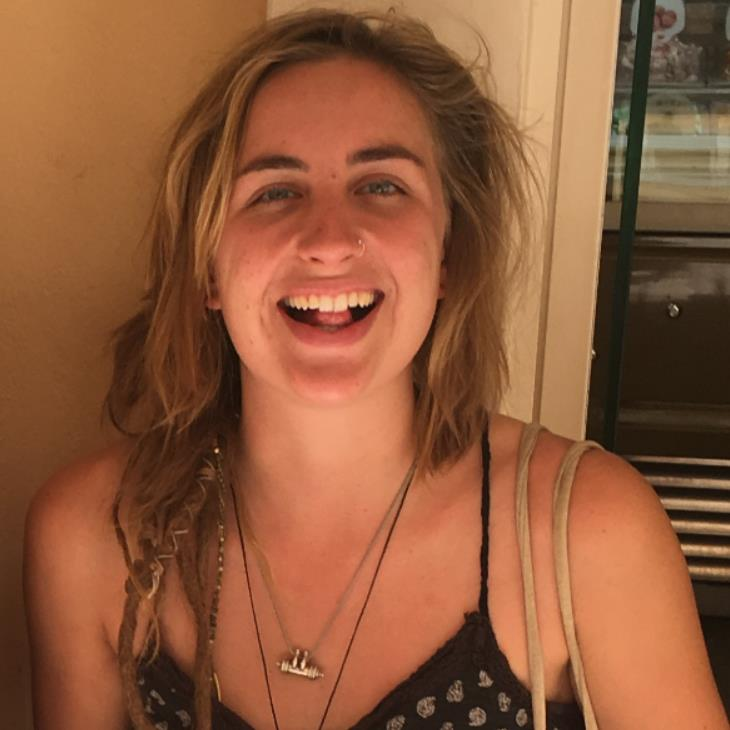 Backpacker Catherine Shaw 23 who was travelling with a friend was reported missing in central America on Tuesday