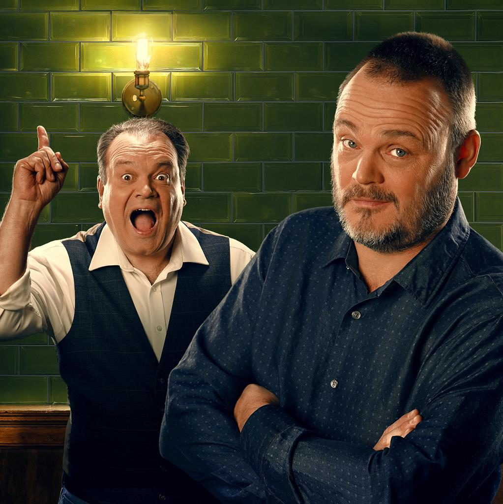 Scene Extra: Al Murray's Great British Pub Quiz is not for