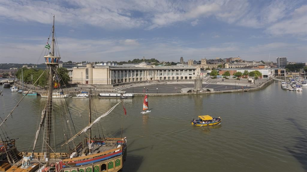Not to be sniffed at: Bristol has topped the list which comprised of 73 European cities PICTURE: REX