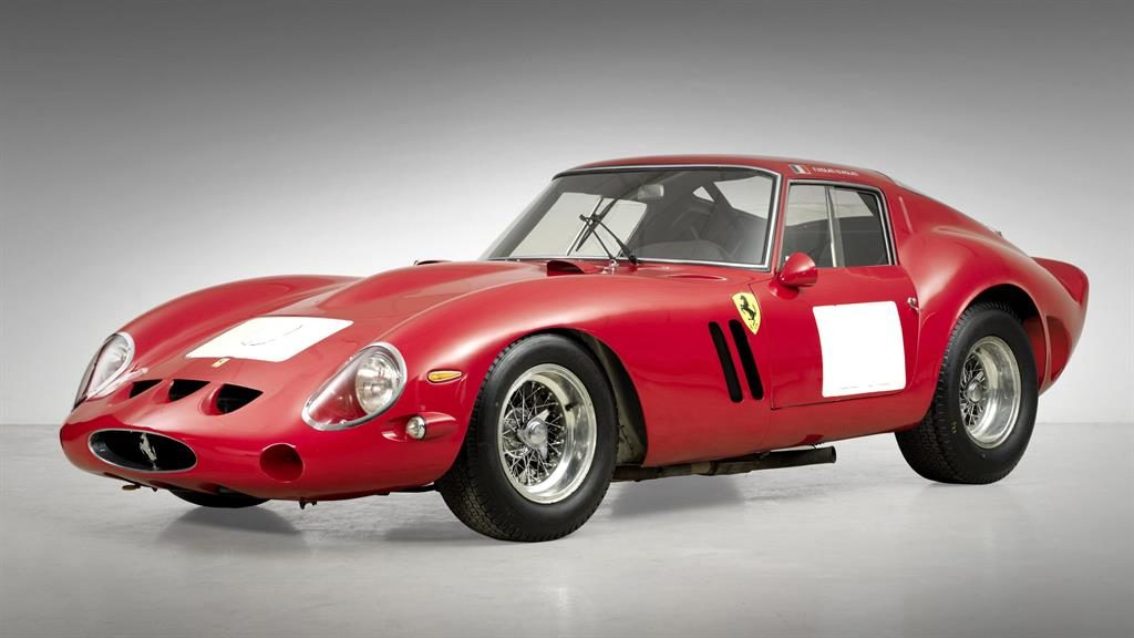 Bid business: Top brands that have fetched huge auction prices include Ferrari (above) and below, Hermes, Rolex, the Pink Star and Macallan PICTURES: AP/ REX/ SWNS/ PETER GADSBY/ ALAN SIMPSON