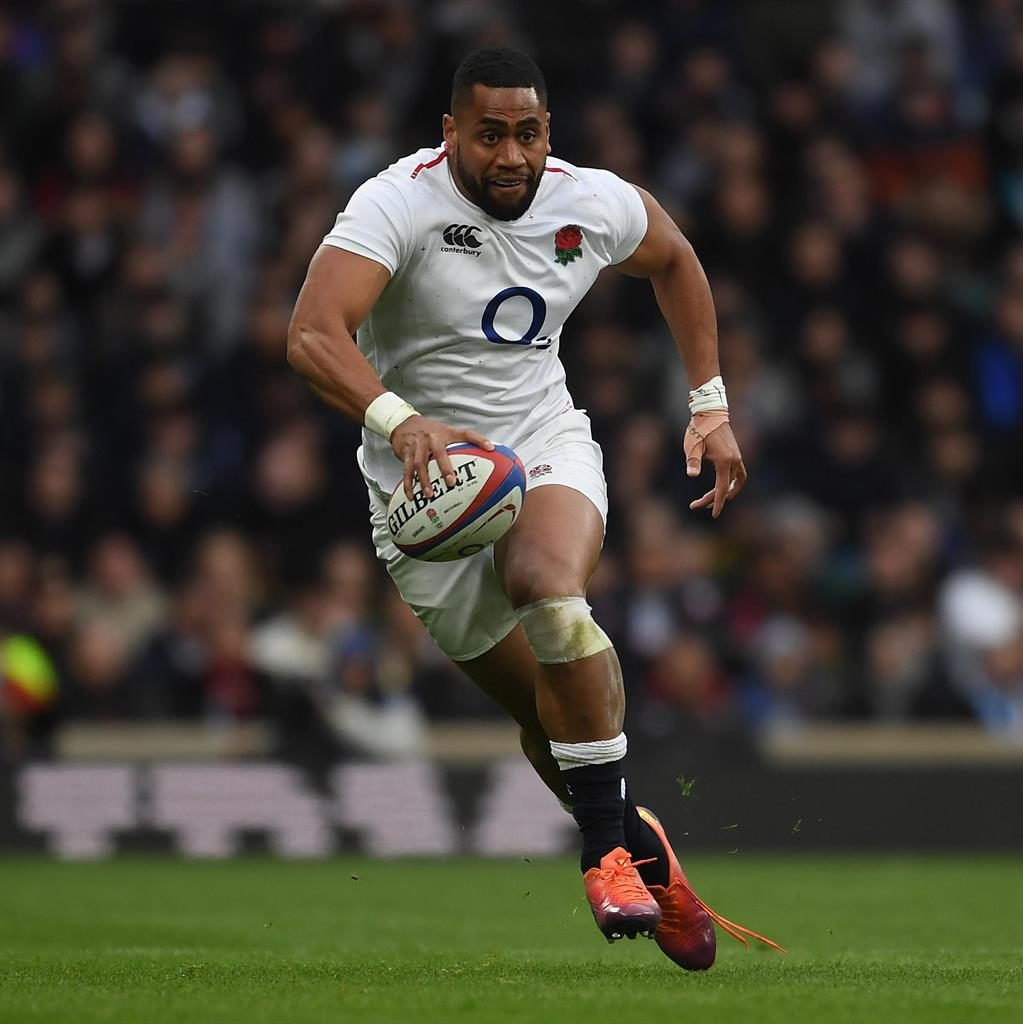 England coach Jones drops Cokanasiga to look after him