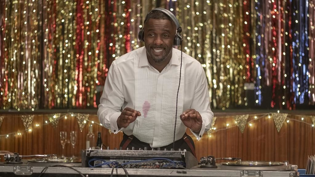 'Old-school': Idris Elba fails to impress as a DJ-turned-nanny in the Netflix series PICTURE: NICK WALL/NETFLIX