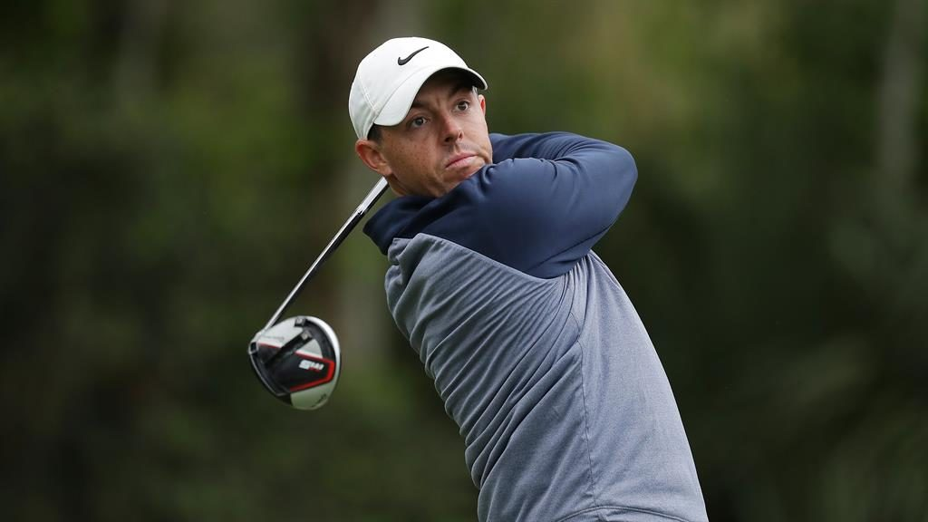 Hot finish for McIlroy ties him for lead with Fleetwood at Players