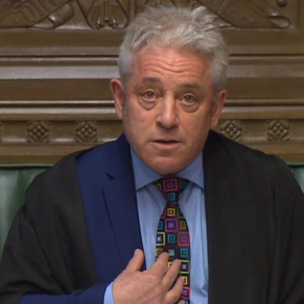 John Bercow's ruling on third vote could scupper Theresa May's Brexit deal