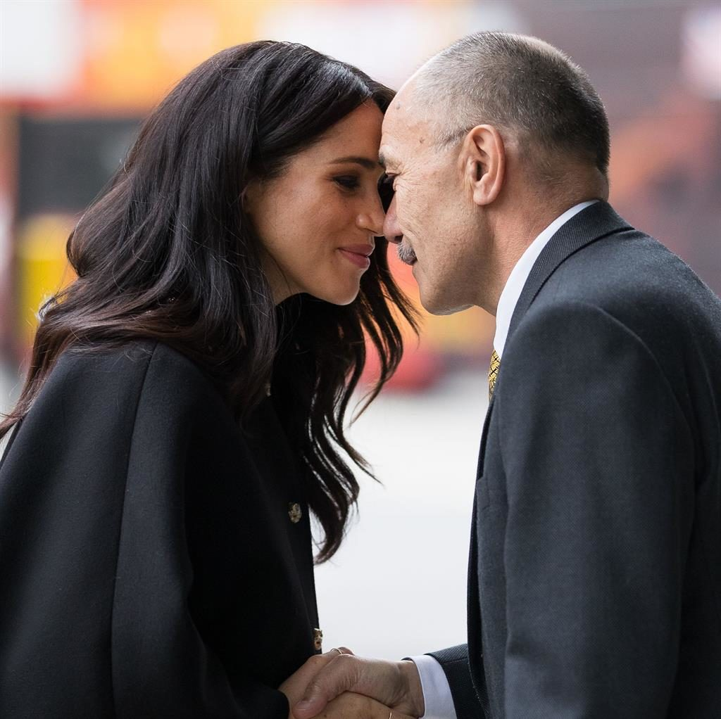 Meghan Markle and Prince Harry Honor New Zealand Victims