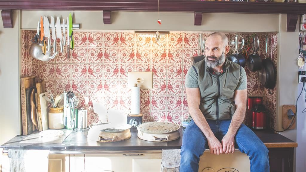 Huge project: Ed's Grade II-listed, 17th century house needs complete renovation