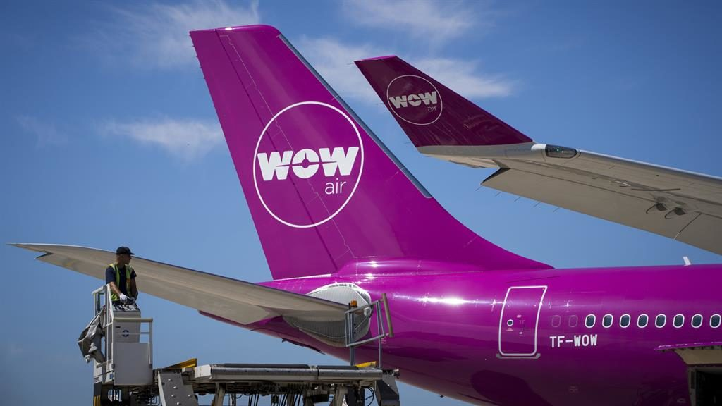 Wow, Indeed: Wow Air Ceases Operations, Stranding Travelers