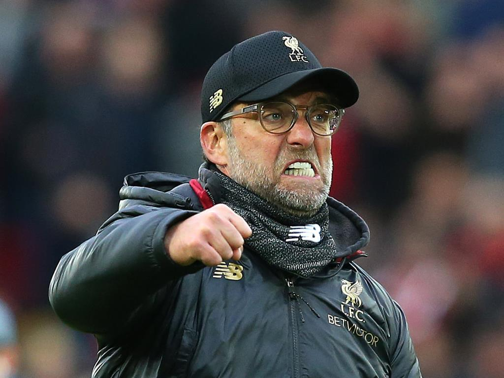 ae1aca899da It was a narrow escape for Jurgen Klopp's side, who return to the top of  the table with a two-point lead despite playing one match more, having  faded badly ...