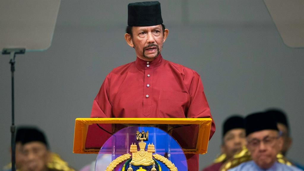 United Nations slams Brunei's Islamic laws as violation of human rights