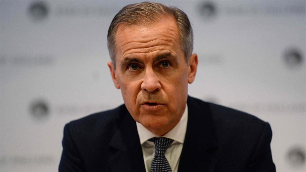 Mark Carney warns of