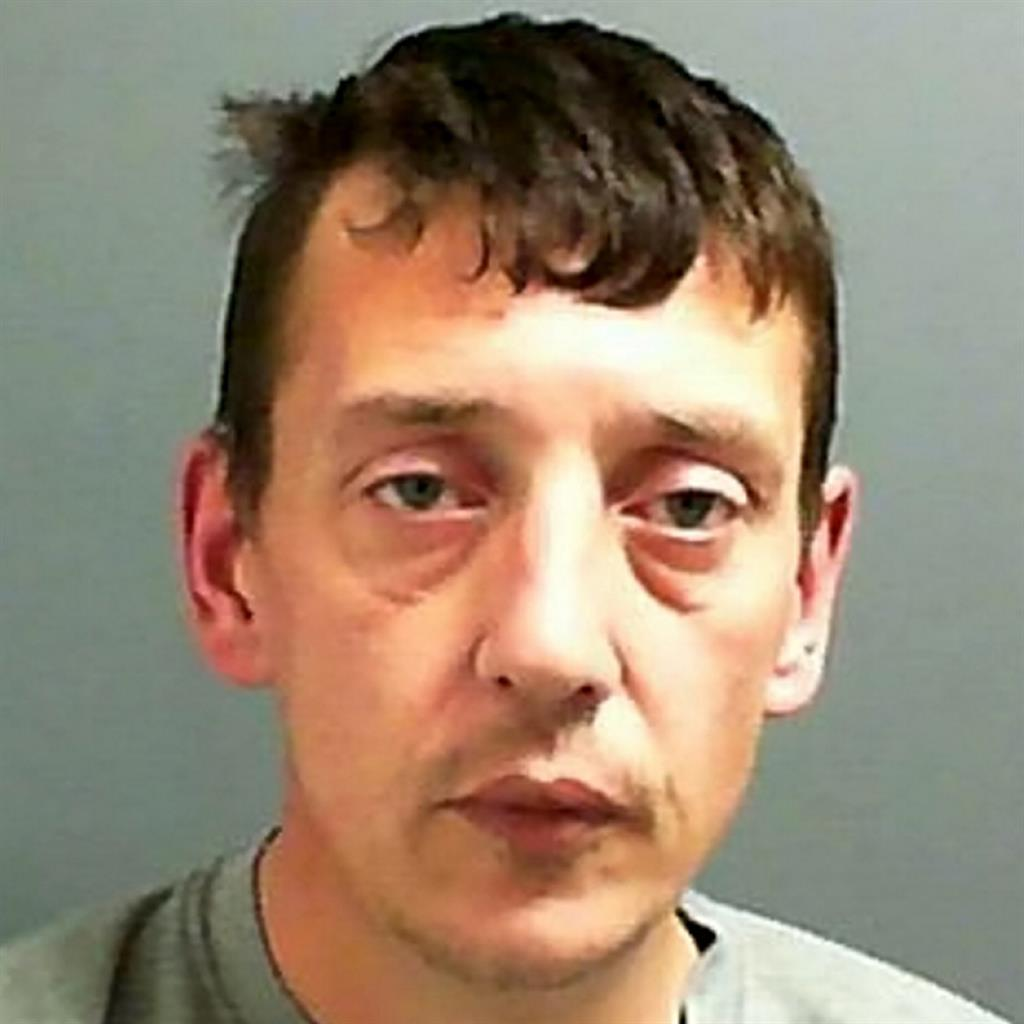 Jailed: Richard Cook forced his partner to drink seven cups of toilet water PICTURE: SWNS