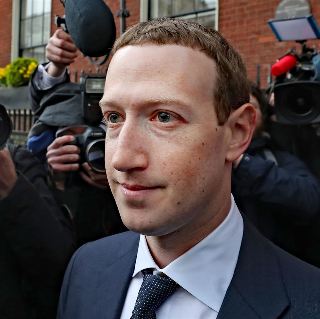 Facebook head: Mark Zuckerberg PICTURE: PA