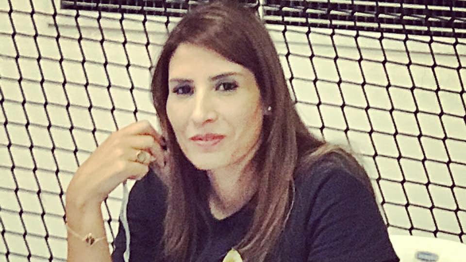 Slur victim: Bride Samah al Hammadi PICTURE: DAILY MAIL
