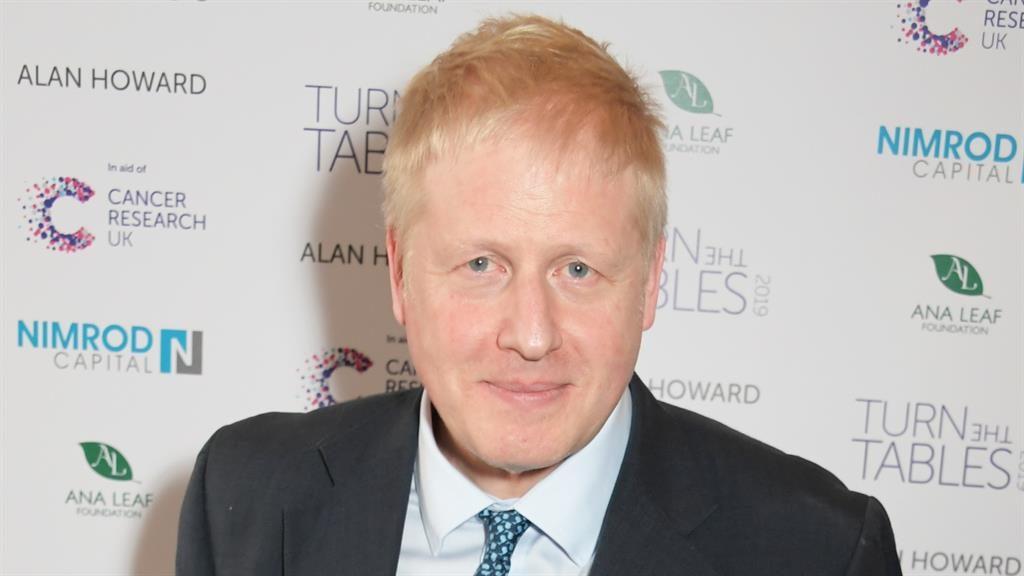 Won twice as mayor: Former foreign secretary Boris Johnson PICTURE: GETTY