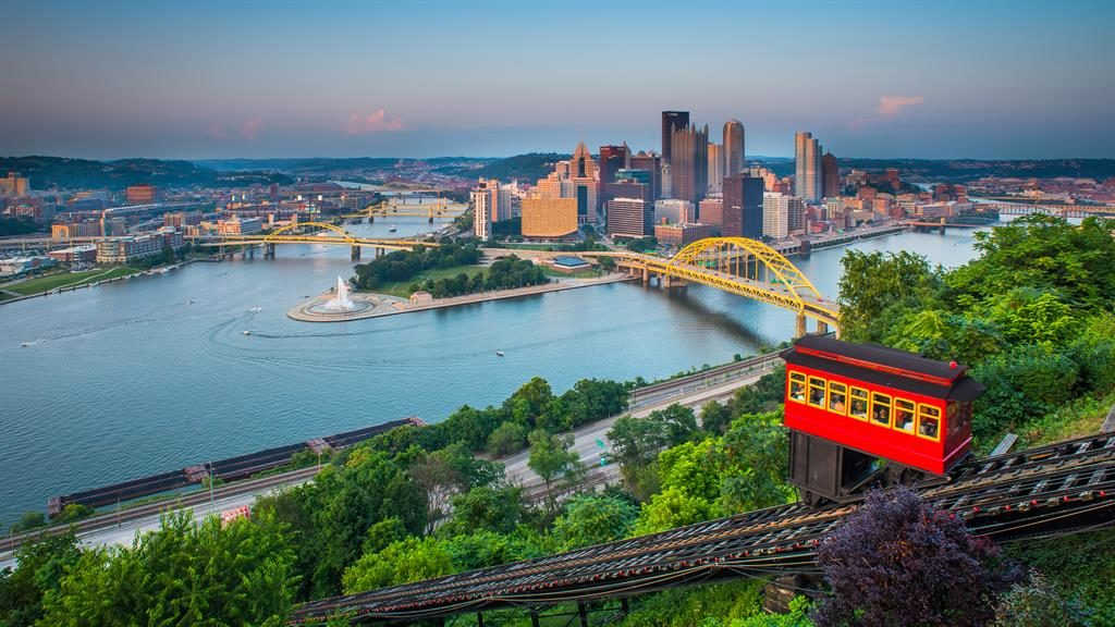 Pop goes the railway: The Duquesne Incline funicular