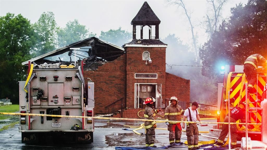 GoFundMe Campaign Raises $1M for Black Churches Burned in Louisiana