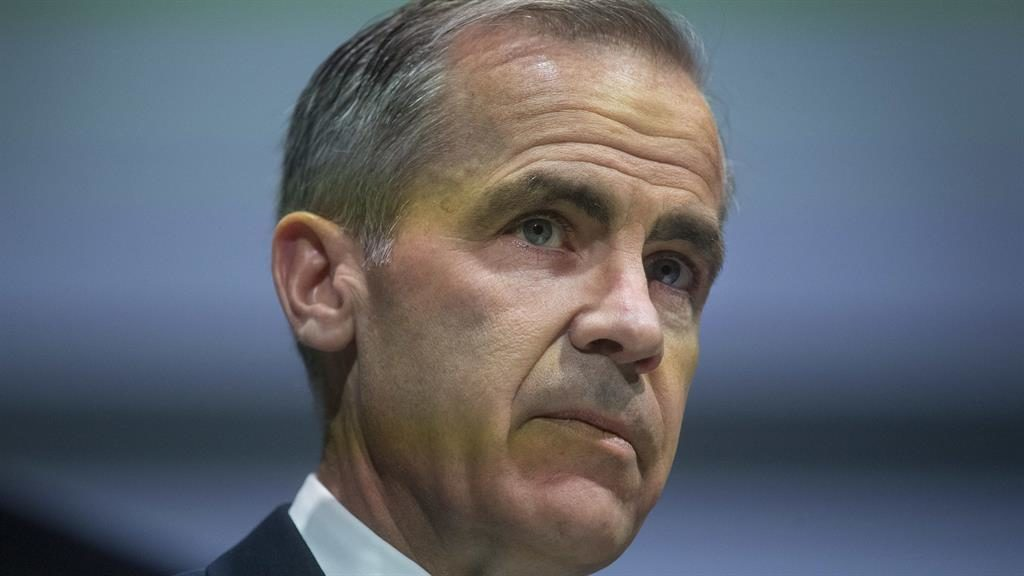 Mark Carney: Banks must help fight climate change