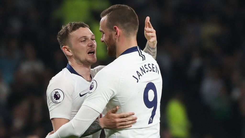 Tottenham 1-0 Brighton: Christian Eriksen 'open' to extending Spurs contract