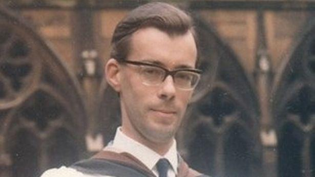 Preyed on boys: Former deputy headteacher Roy Griffiths in the 1960s and (below) last year