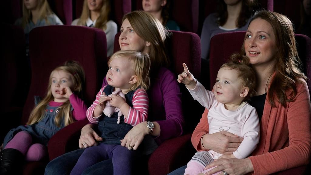 Dummy run: Theatre doesn't need to be off limits to parents