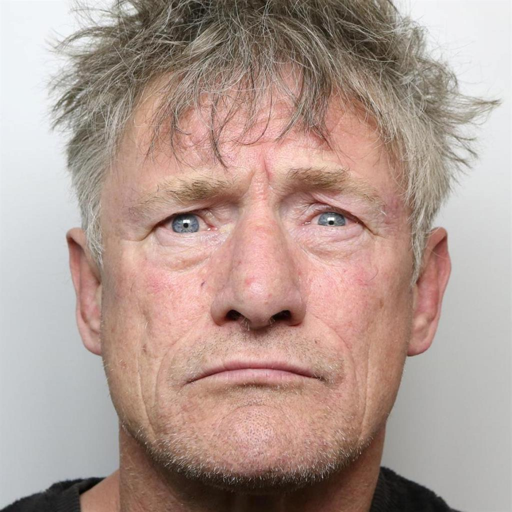 Jailed: Garry Hodgkinson was sentenced to two years PICTURE: SWNS